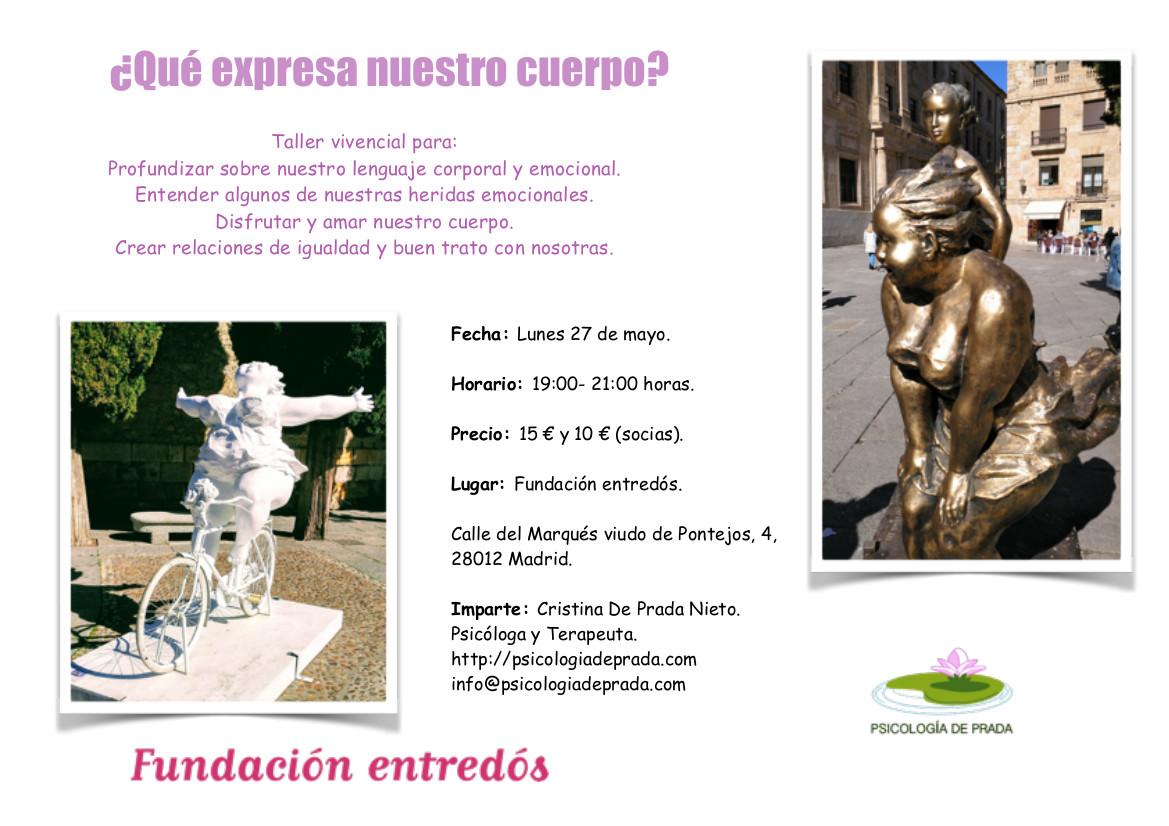 Talleres Vivenciales en Madrid