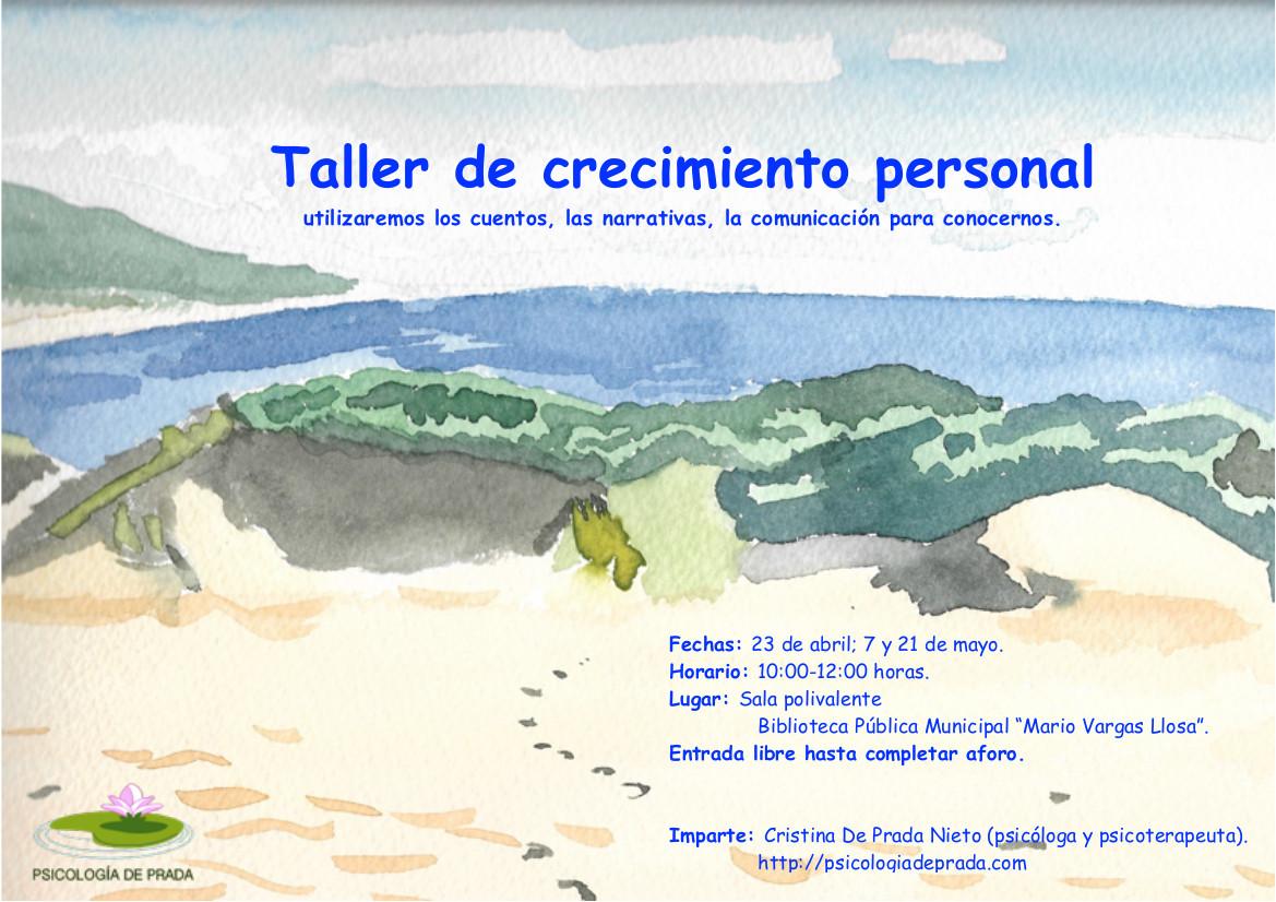 Próximos talleres Madrid