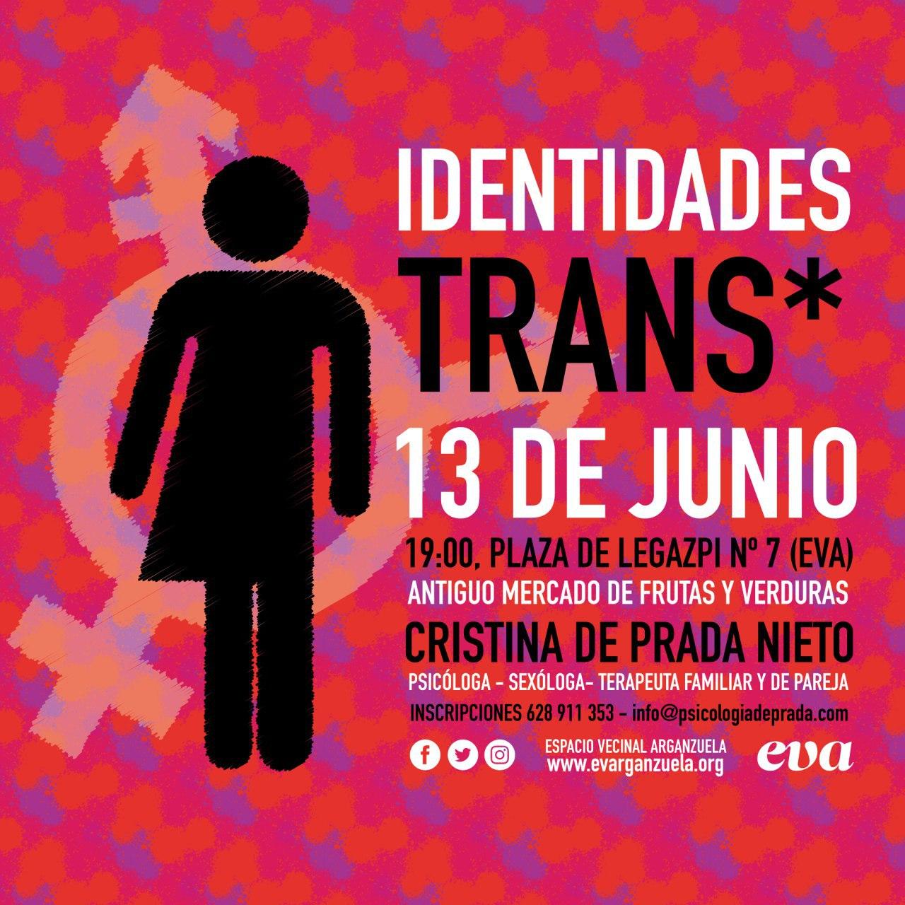 Próximas actividades mes de junio Madrid