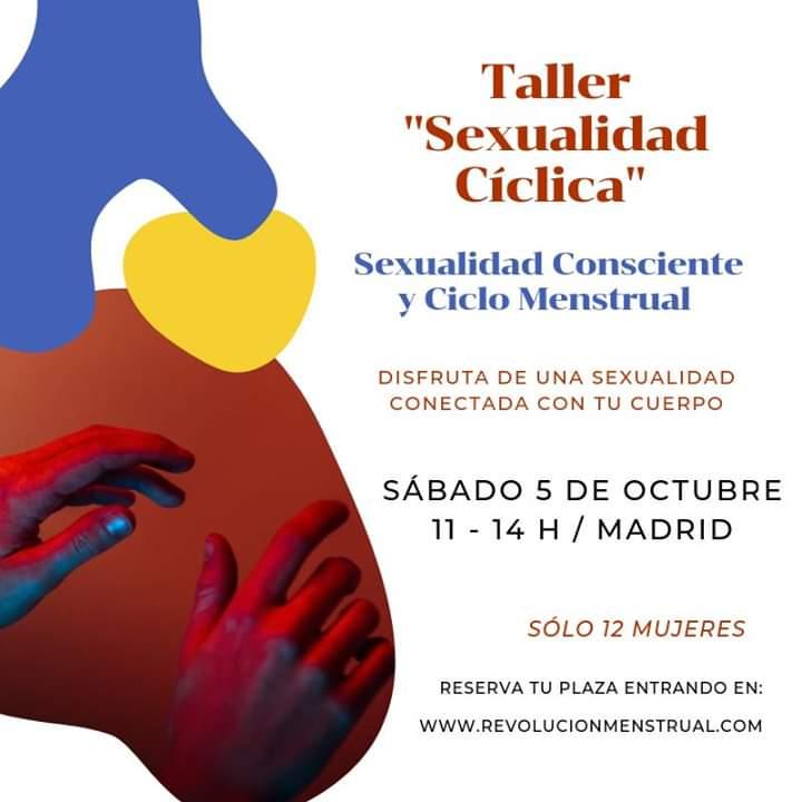 Taller Sexualidad Cíclica.